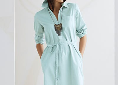 The Only Dress Youll Need to Survive Summer in San Francisco