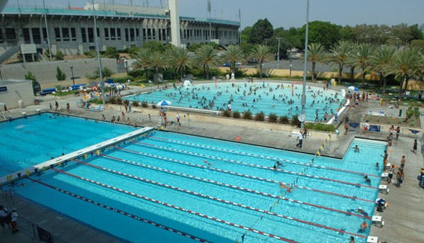 The 7 best pools in los angeles wellness purewow los - Best swimming pools in los angeles ...
