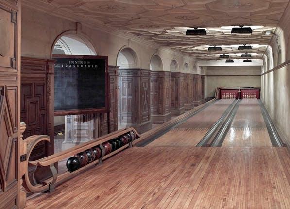 frick bowling