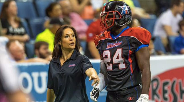 Hell Yeah, the NFL Just Hired a Female Coach