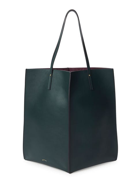 leather totes maiyet