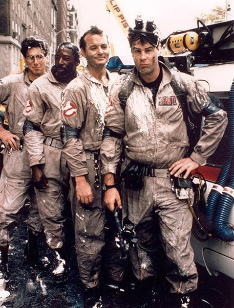 nyc movies ghostbusters