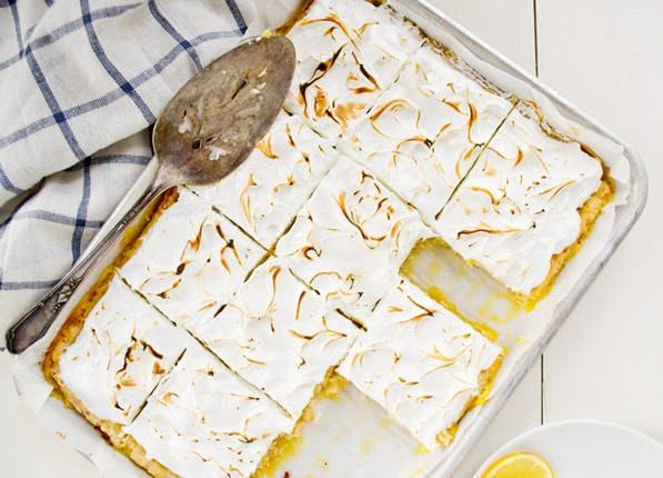 pretty pies lemon coconut