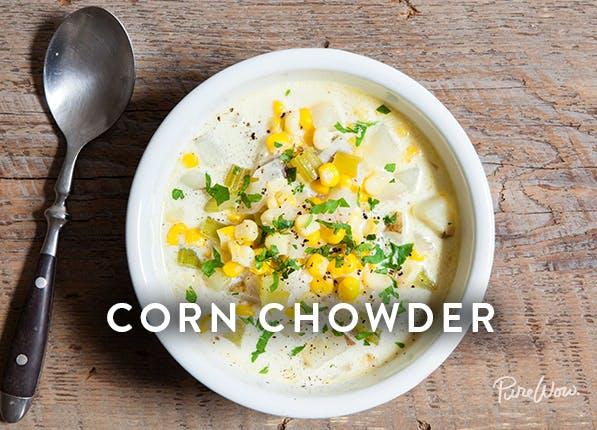 purewow corn chowder
