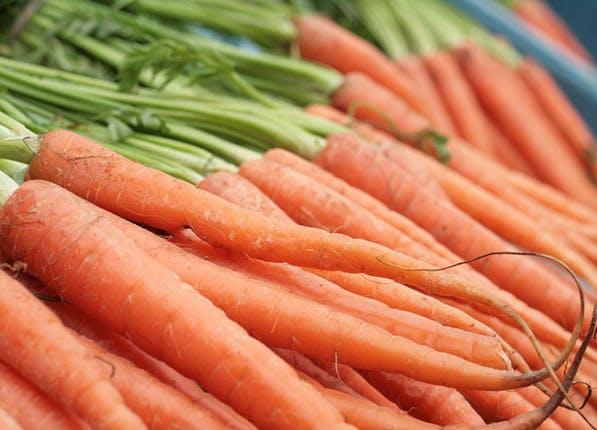 skin food carrots