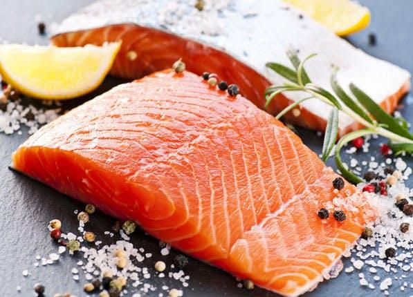 skin food salmon