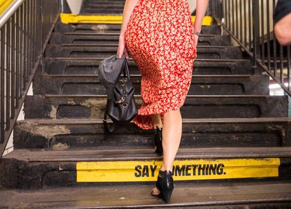 subway not pregnant
