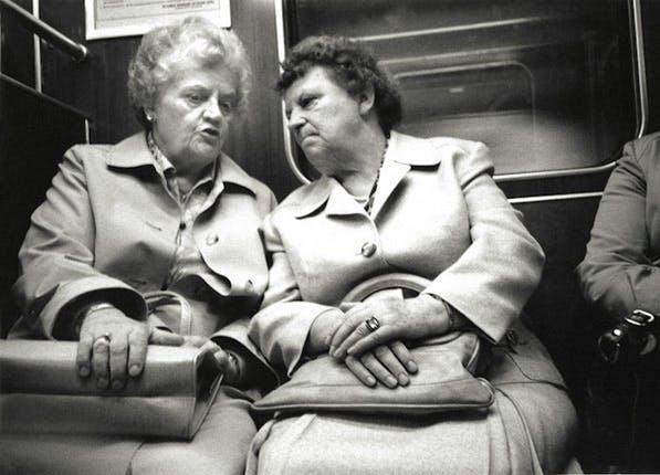 subway talking