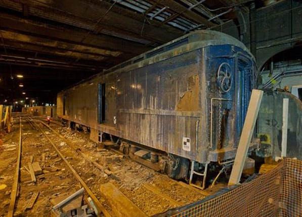 waldorf subway