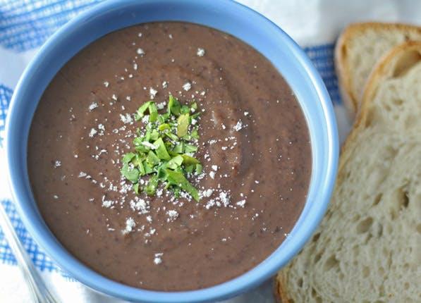 3 ingredient bean soup