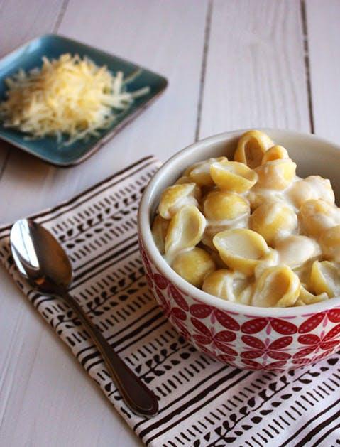 3 ingredient mac cheese