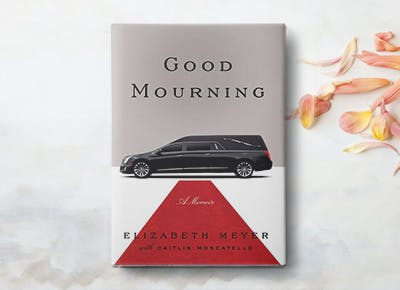 A New Memoir Takes on Funerals of the Rich and Famous
