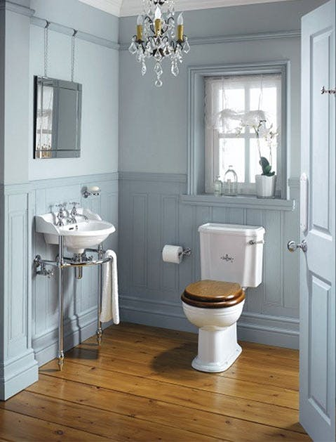 How To Upgrade An Ugly Bathroom Without Spending Much Purewow