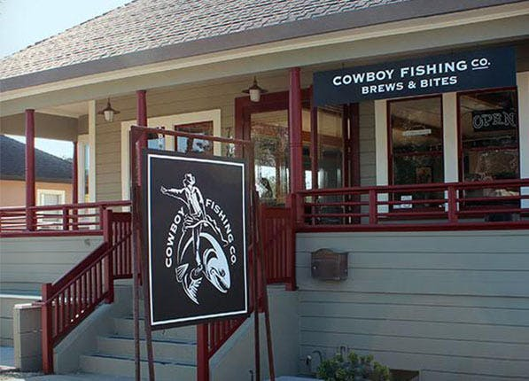 CowboyFish