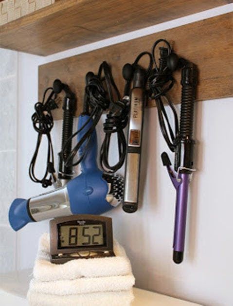 HangingHairTools