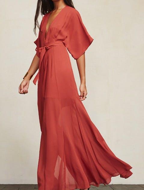 Long Dress Red 479x629