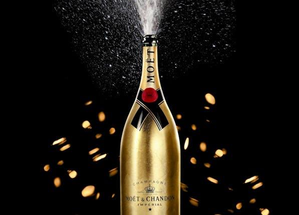 emojis champagne