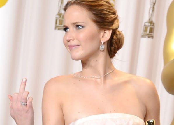 emojis middle finger