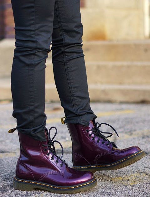 iconic shoes doc martens