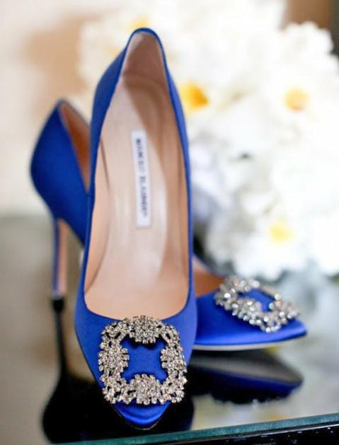 iconic shoes manolo