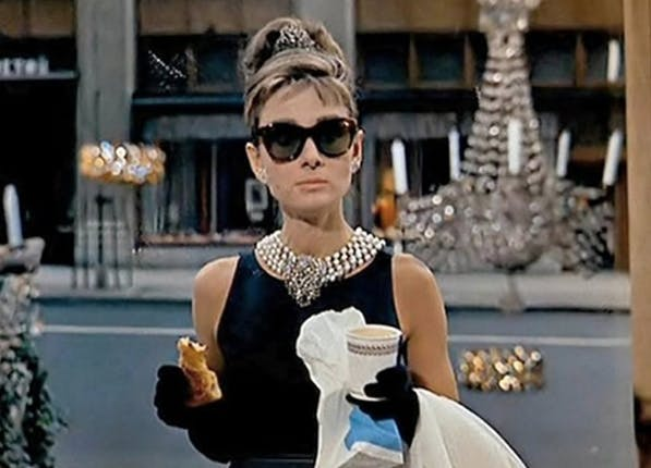 AUDREY HEPBURN BREAKFAST AT TIFFANYS This Givenchy Number Is Considered The Most Famous LBD Of All Time