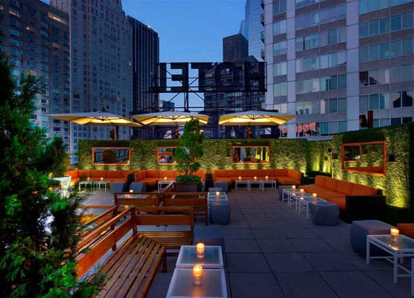 nyc rooftop bar