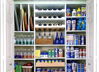 21 Staples You Should Always Have in Your Pantry