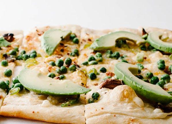 pizza pea avo