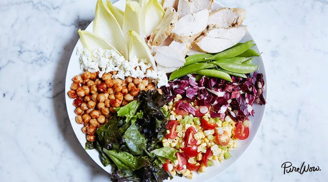 The Ultimate Dinner Salad