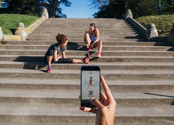 workout apps nike