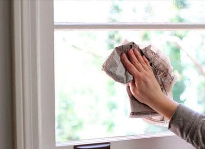 The One Trick to Cleaning Windows
