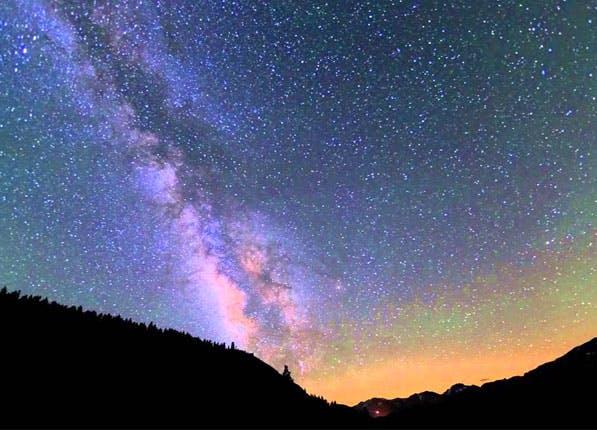 Death Valley Stars 597x430