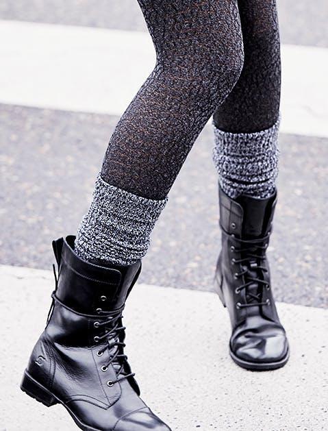 Layered Leg