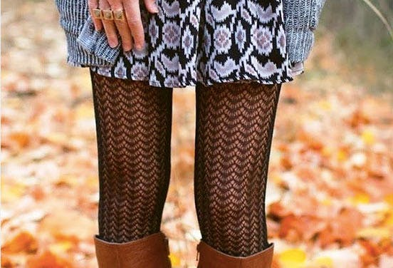 PatternedTights