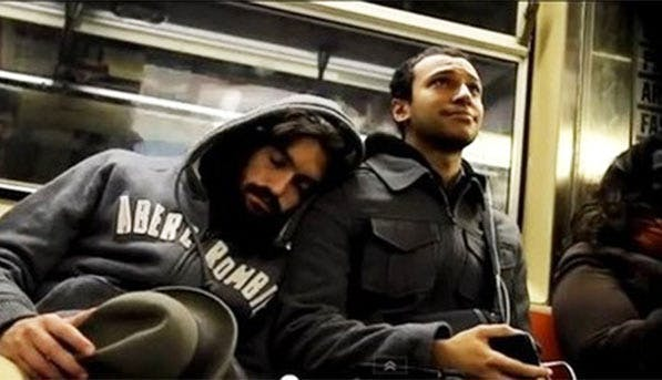 SleepingSubway