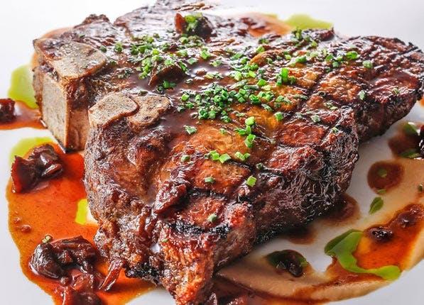 Steak Pasadena