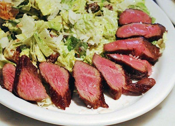 Steak Salad 597x430