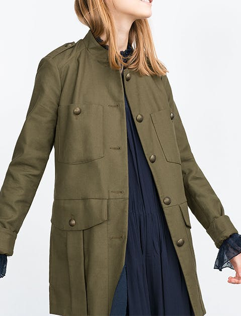 The Best Fall Jackets for Every Body Type | Fashion