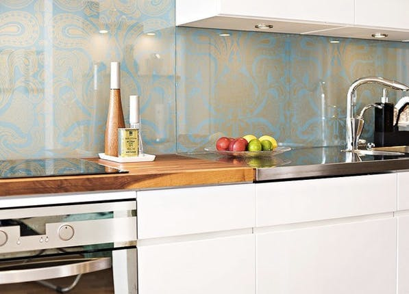 The Ultimate Guide To Backsplashes Home Purewow