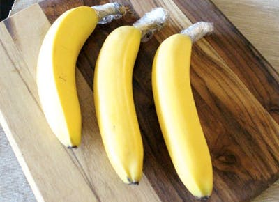 A Simple Trick for Keeping Bananas Riper Longer