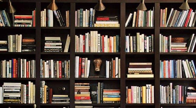 The Smartest Way to Organize Your Bookshelf