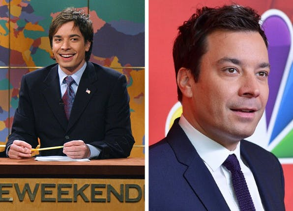 celebrity transformations jimmy fallon