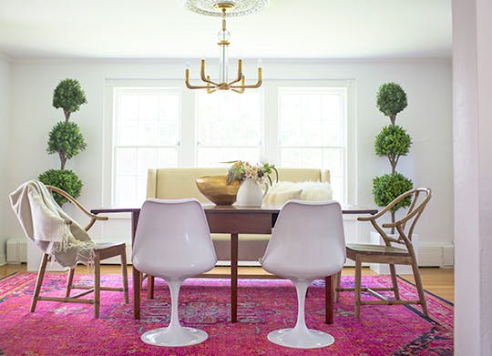 You Wont Believe This Gorgeous Dining Room Transformation