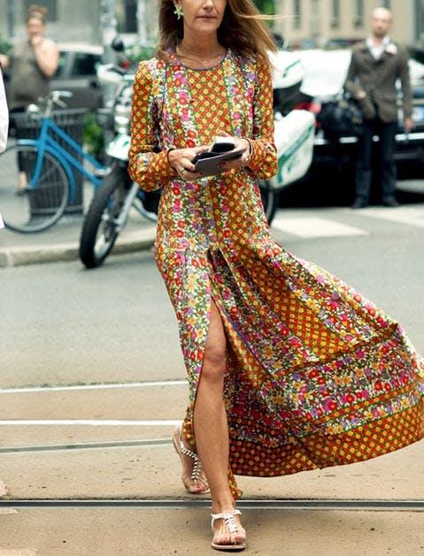 fashion rules maxi
