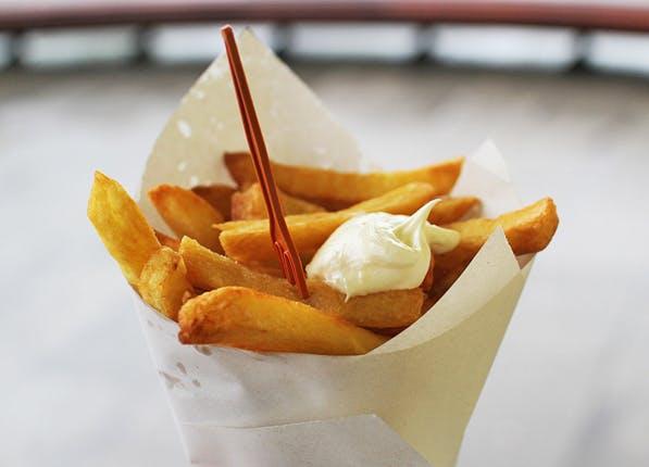 fries belgium