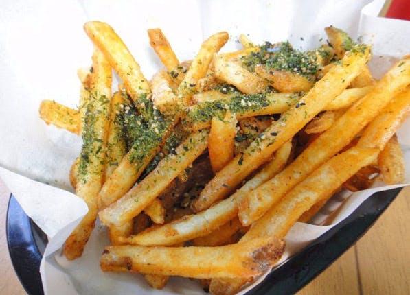 fries japan