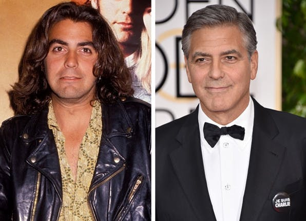 hair transformations clooney