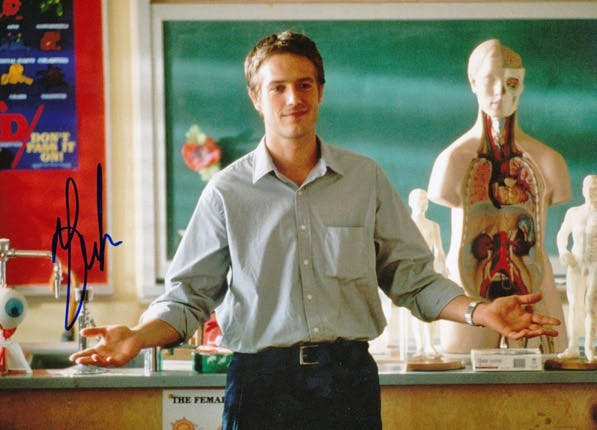 hot teachers michael vartan