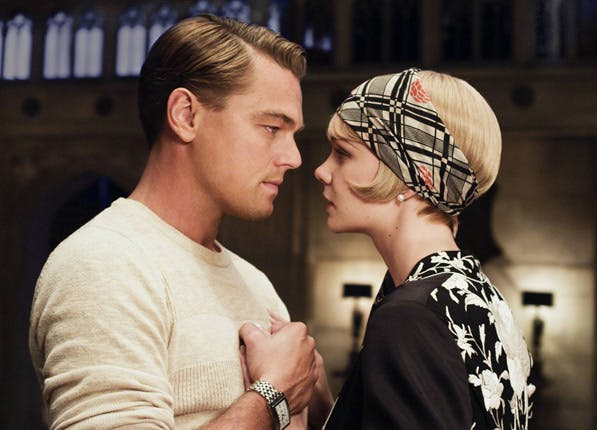 movie adaptations gatsby