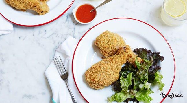 Potato-Chip 'Fried Chicken